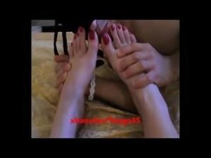 Turkish Mistress Reina Feet worship 1