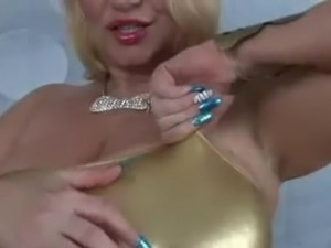 GREAT TITS AND NAILS TEASE