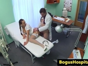 Hot doctors sex