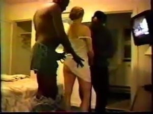 he gives mature wife to big black cocks