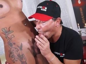 TransBella - Latin porn starring  shemale Haycka Montoanelly