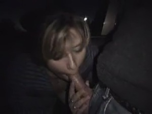 German outdoor blowjob with strangers