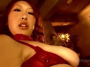 Orgasm Doll Ramu (Uncensored JAV)
