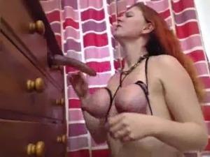 deep throat slap tied tits