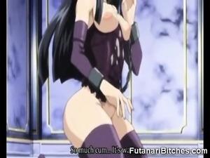 Hentai Futanari Destroys Teen!