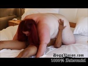 White SSBBW Anal Wife Skinny Black Man