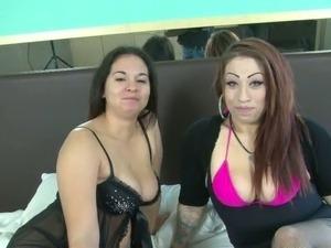 latina slut poison is munching pussy