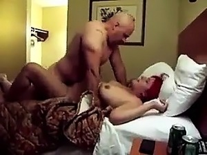 Mature Couple Fucking In Hotel