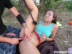 Slim 3d Hentai Hoe Gets Fucked Outdoors