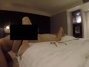 Brown dick for Russian milf in Thailand P1