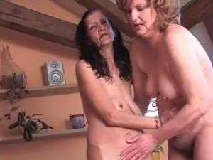 Two Mature Women