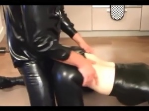 Sexy Latex Fucking