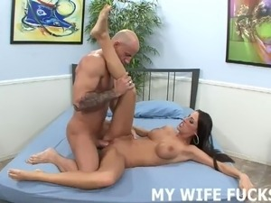 Watch your wife get penetrated harder than ever
