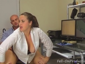 Taboo MILF Mom sucks and fucks younger stud
