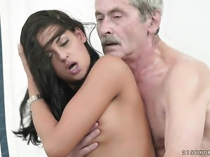 Oude man Sex video 's