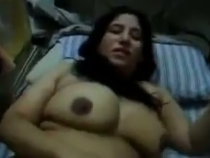 My Arab BBW mature woman railed in missionary and doggy styles