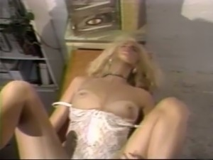 Black stud with big rod drilling trimmed pussy of a horny blondie