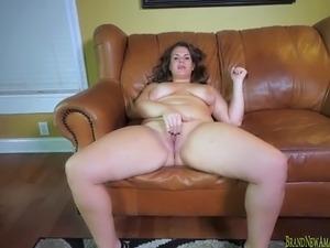 Bigtit amateur girl masturbating then sucking cock