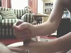 Compilation Of Handjobs With Awesome Cumshots