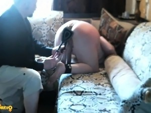 Biggest as have intercourse with grandma punches at her vag