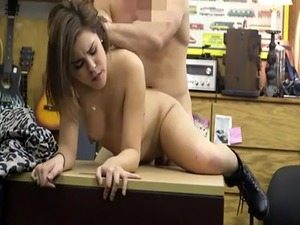 Amateur trimmed pussy and russian facial compilation Pawnstar meets a