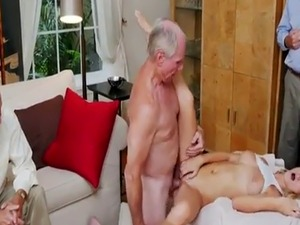 Old man fucks young shower Molly Earns Her Keep