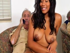 Mature fuck black cock first time Glenn ends the job!