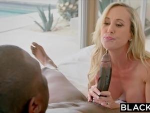 BLACKED Brandi Love Fucks Her Step Daughters BBC Boyfriend