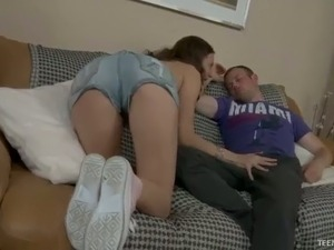 Hot gal Marie is amazing and she likes having her pussy licked before sex