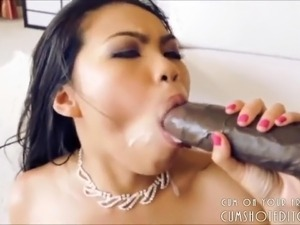 Fat Loads On Submissive Asians Compilation