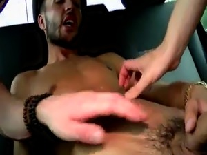 Guys masturbating with sock gay first time Tanned Bottom