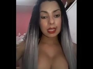 BUSTY Brazilian Sofia LIVE @ free-cam-hub.com