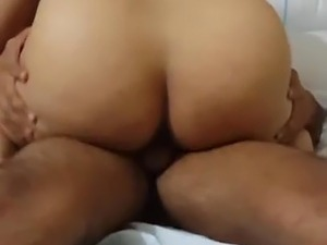 Desi cuckold hubby recording his wife riding a friend