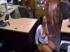 College ass licking PawnShop Confession!