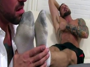 Gay arab sex slave stories Dolf's Foot Doctor Hugh Hunter