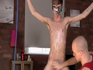 Free gay porn regular show first time Kieron Knight loves to fellate t