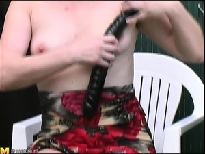 Old granny anal sex porn