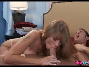 45 Year old pussy is still hot
