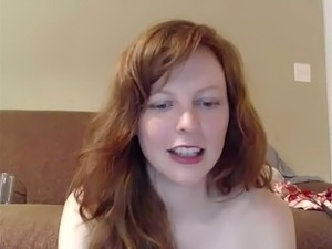 Cute redhead playful-Watch Part2 on Hotcamshd.com