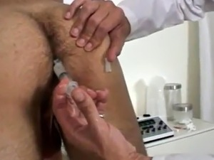 Gay doctor from  video He then took my  pressure
