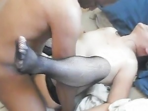 Chinese Wife Struggles With A BBC