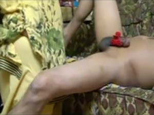 Fat housewife gives deepthroat blowjob before getting banged doggy style