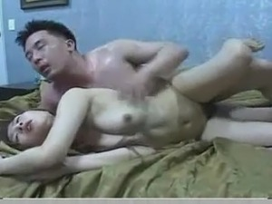 Horny Korean Couple