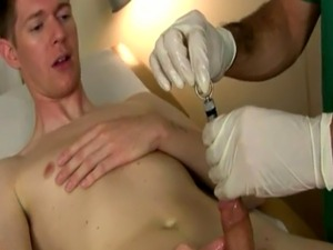 Doctor gey xxx gay Today my patient Derick comes into the
