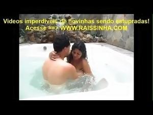V&acirc_nia Morena Foi Pro Motel Com Seu Marido e Foi Enrabada na...