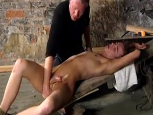 Men in outdoor bondage gay There is a lot that Sebastian Kane likes to
