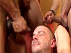 Cumshot between thighs vintage gay Rough and tumble Jackson Rugger was