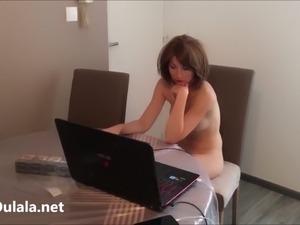 Je regarde un Porno sur Xhamster