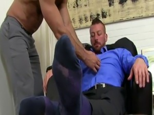 Gay twinks licking black guys feet gallery xxx Ricky feigns to not