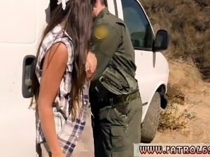 Milf cop first time Hot Latina Strip-Searched and Fucked